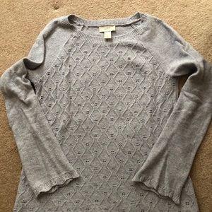 Loft lavender sweater